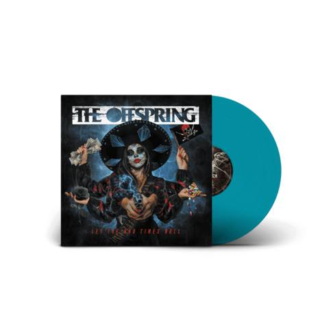 Let The Bad Times Roll (Excl. Sea Blue Vinyl) von The Offspring - Coloured LP jetzt im uDiscover Shop