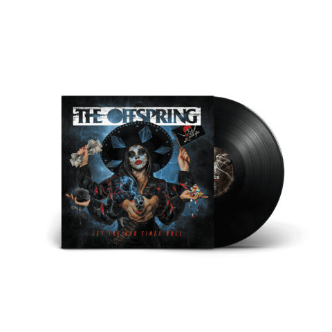 Let The Bad Times Roll (Black Vinyl) von The Offspring - LP jetzt im uDiscover Shop