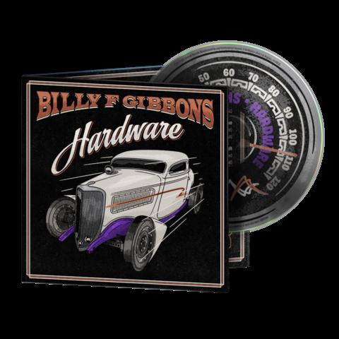 √Hardware (CD) von Billy F Gibbons - cd jetzt im uDiscover Shop