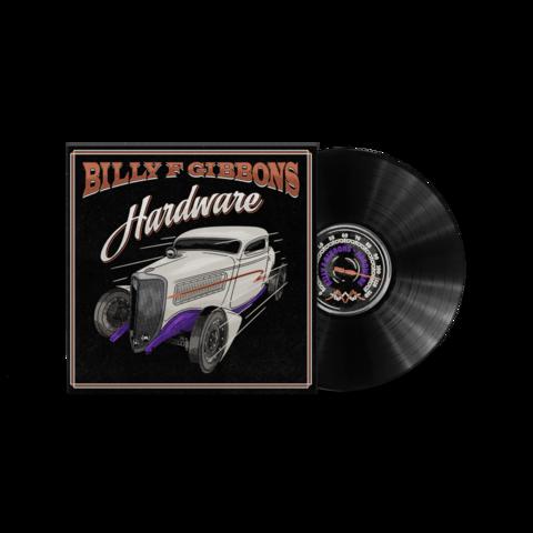 √Hardware (Vinyl) von Billy F Gibbons - lp jetzt im uDiscover Shop