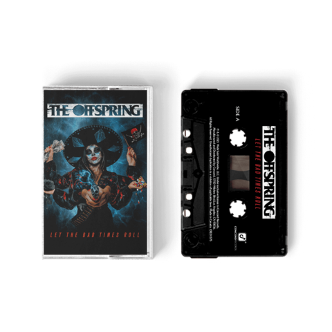 Let The Bad Times Roll (Cassette) von The Offspring - MC jetzt im uDiscover Shop