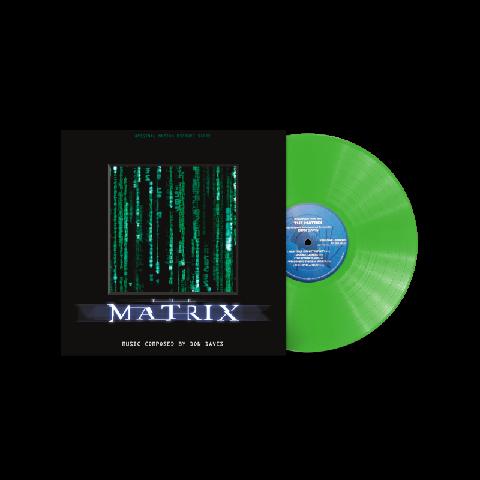 The Matrix (Original Motion Picture Soundtrack) by Don Davis - Exclusive Limited Neon Green Vinyl LP - shop now at uDiscover store