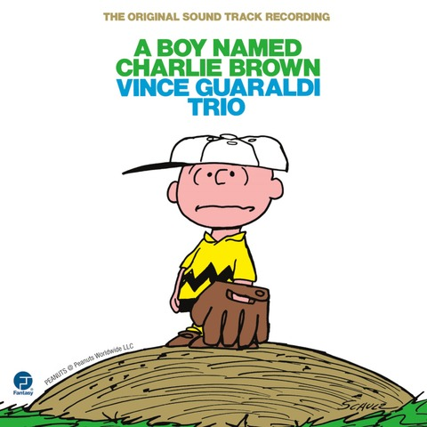 A Boy Named Charlie Brown (Limited LP + Baseball Card Set) by Vince Guaraldi Trio - lp - shop now at uDiscover store
