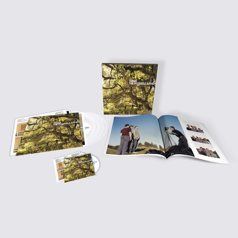 The Invisible Band by Travis - 2LP/2CD Deluxe Boxset - shop now at uDiscover store