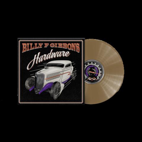 √Hardware (Ltd Gold Vinyl) von Billy F Gibbons - lp jetzt im uDiscover Shop