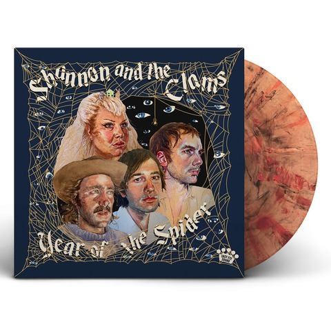 Year of The Spider (Ltd. Colour LP) by Shannon & The Clams - lp - shop now at uDiscover store
