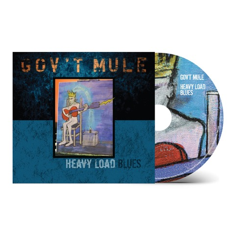 Heavy Load Blues by Gov't Mule - CD - shop now at uDiscover store