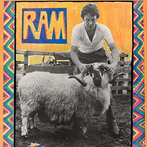 √RAM (Ltd 2LP) von Paul McCartney - 2LP jetzt im uDiscover Shop