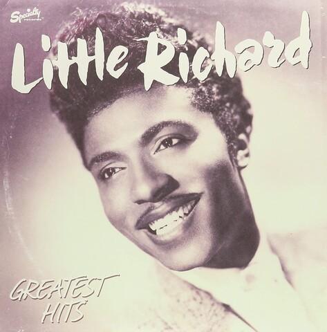 √Greatest Hits von Little Richard - LP jetzt im uDiscover Shop