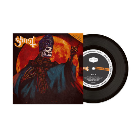 Hunter's Moon by Ghost - 7'' Single - shop now at uDiscover store