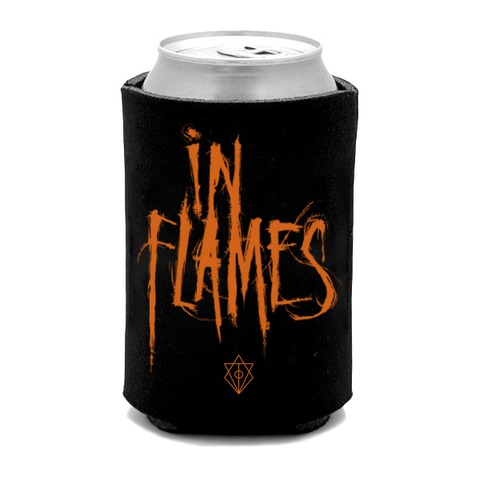 Orange Logo by In Flames - koozie - shop now at uDiscover store