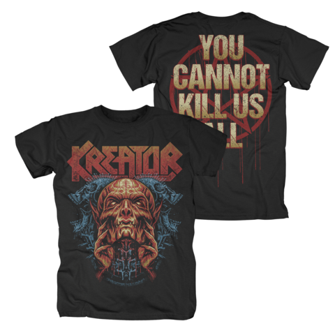 You Cannot Kill Us All by Kreator - t-shirt - shop now at uDiscover store