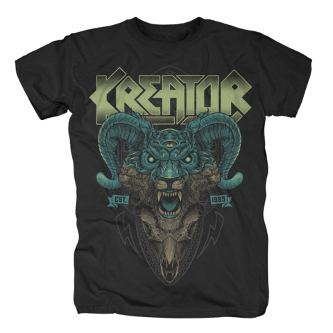 The Pride by Kreator - t-shirt - shop now at uDiscover store
