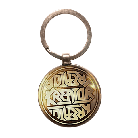 Chaos by Kreator - Keychain - shop now at uDiscover store