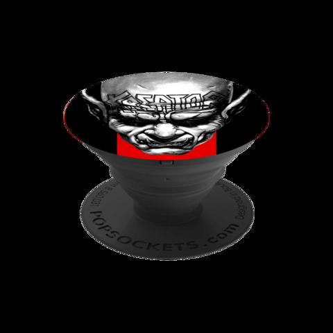 Skull Logo by Kreator - pop socket - shop now at uDiscover store