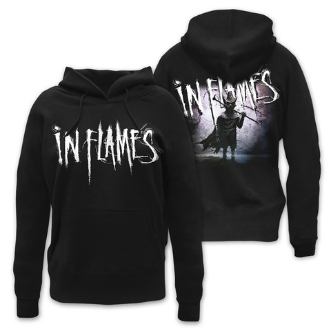The Mask by In Flames - Girlie hooded sweater - shop now at uDiscover store