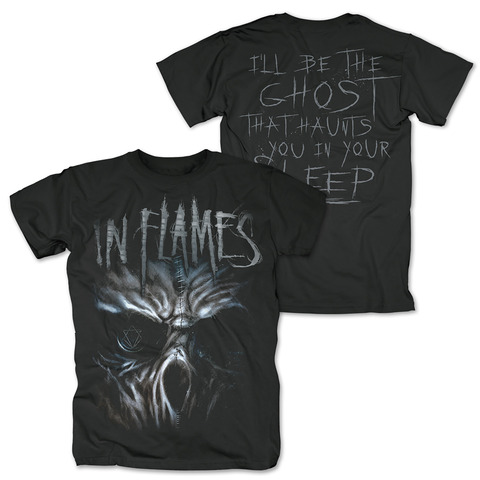 Ghost by In Flames - t-shirt - shop now at uDiscover store