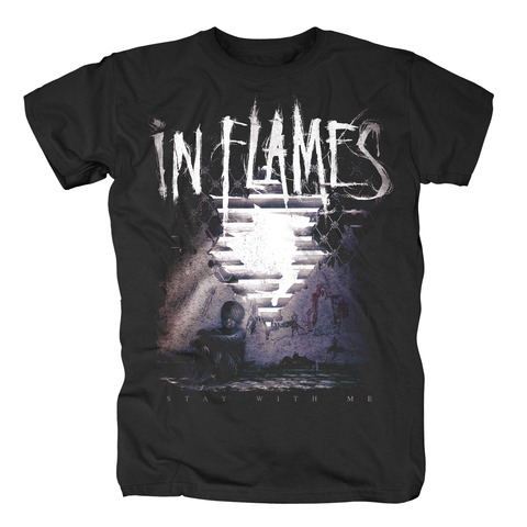 Stay With Me by In Flames - t-shirt - shop now at uDiscover store