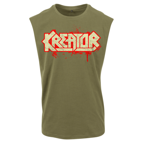 Splasher Logo by Kreator - t-shirt - shop now at uDiscover store