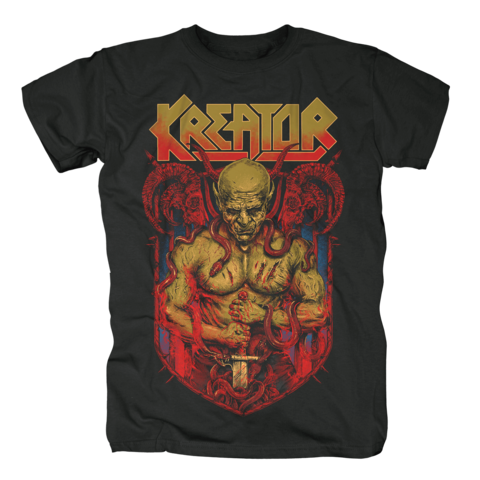 Snakes by Kreator - t-shirt - shop now at uDiscover store