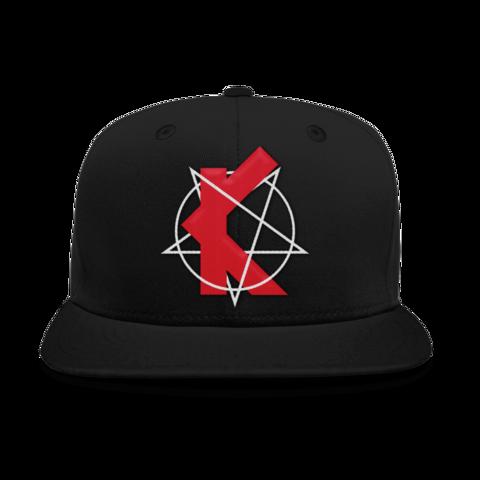 K-Line Pentagram by Kreator - Cap - shop now at uDiscover store