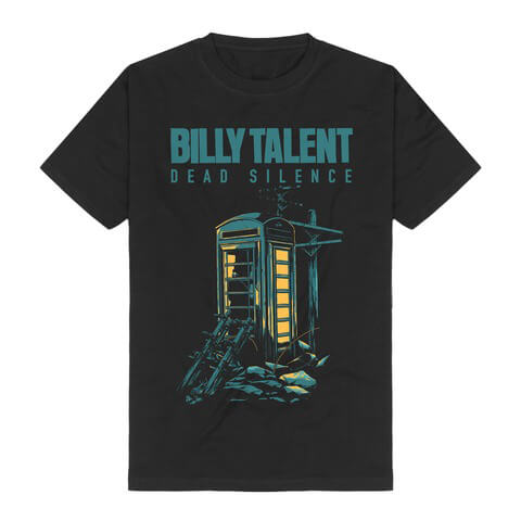 Phone Box by Billy Talent - t-shirt - shop now at uDiscover store