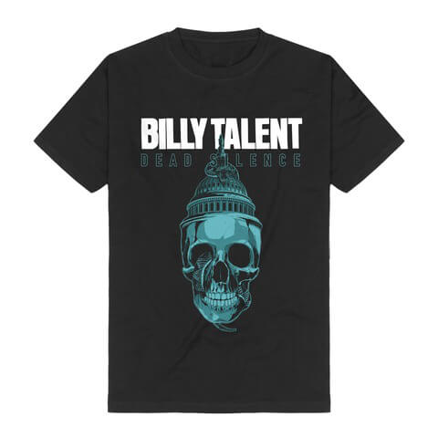 Skull by Billy Talent - t-shirt - shop now at uDiscover store