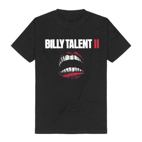 Billy Talent II by Billy Talent - t-shirt - shop now at uDiscover store