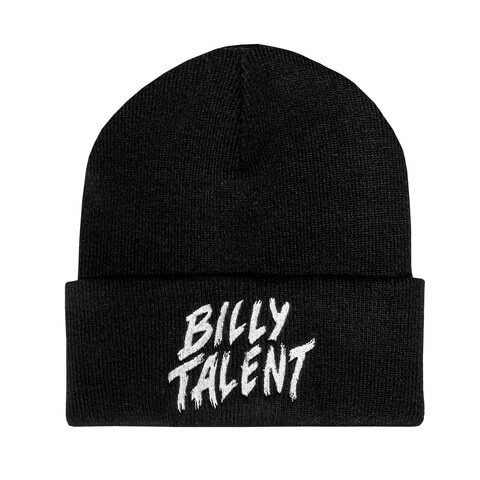 Logo Beanie by Billy Talent - Beanie - shop now at uDiscover store