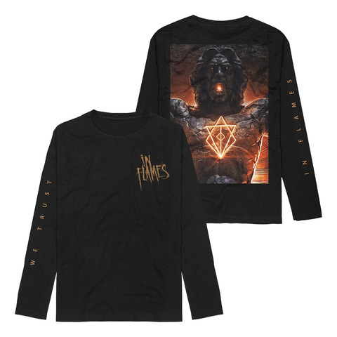 Clayman by In Flames - Longsleeve - shop now at uDiscover store
