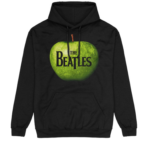 Apple Logo by The Beatles - Hood sweater - shop now at uDiscover store