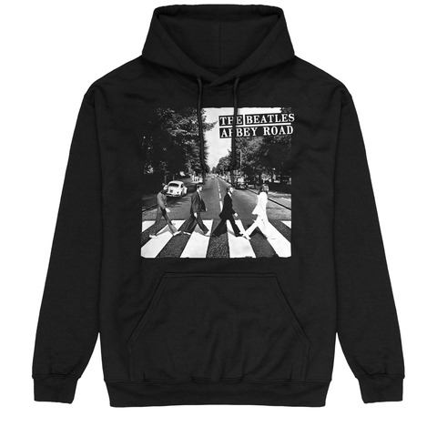 Abbey Road by The Beatles - Hood sweater - shop now at uDiscover store