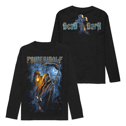 Dead Until Dark by Powerwolf - Longsleeve - shop now at uDiscover store