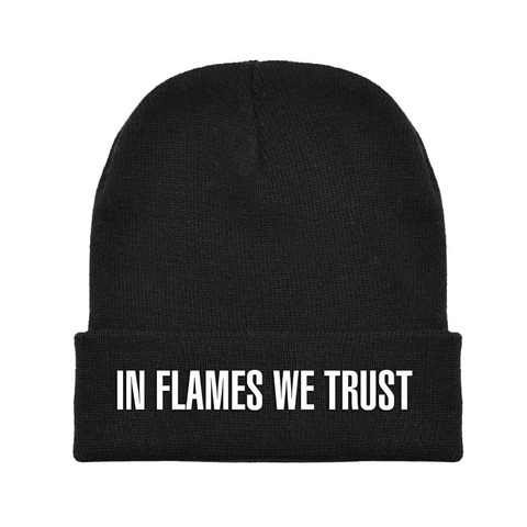 In Flames We Trust by In Flames - Beanie - shop now at uDiscover store