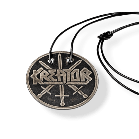Kreator Swords by Kreator - Pendant with leather band - shop now at uDiscover store
