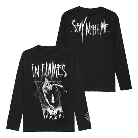 Stay With Me by In Flames - Long Sleeve - shop now at uDiscover store