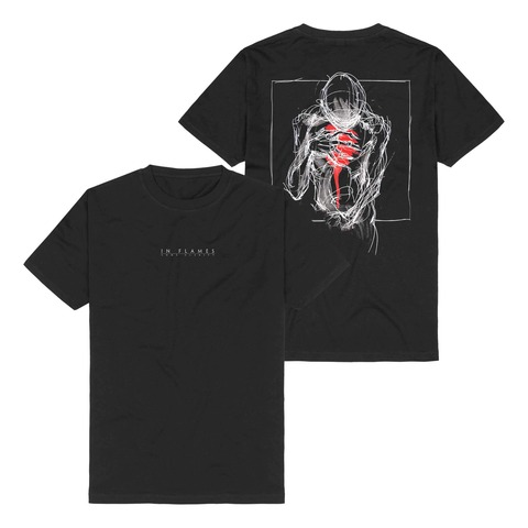 Come Clarity Square by In Flames - t-shirt - shop now at uDiscover store
