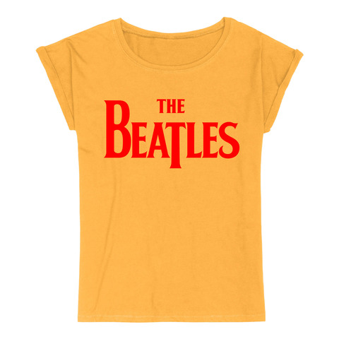 Logo by The Beatles - Girlie Shirt - shop now at uDiscover store