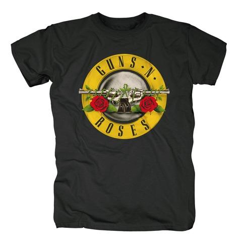 Logo von Guns N' Roses - T-Shirt jetzt im uDiscover Shop