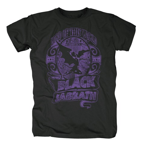 √Lord Of This World von Black Sabbath - T-Shirt jetzt im uDiscover Shop