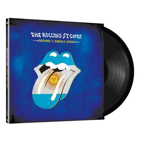 Bridges To Buenos Aires (3LP) von The Rolling Stones - 3LP jetzt im uDiscover Shop