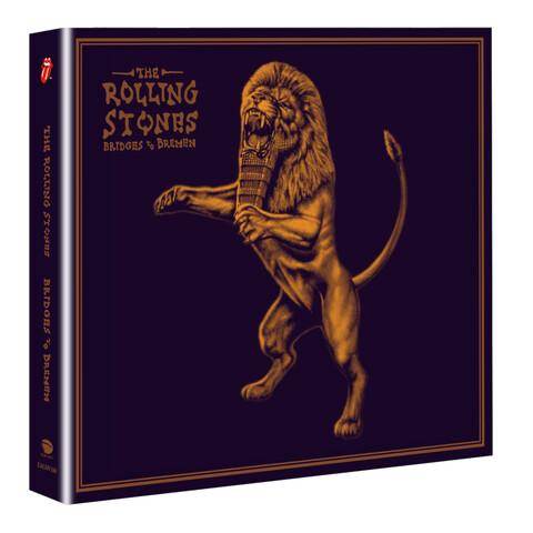 √Bridges To Bremen (2CD + DVD) von The Rolling Stones - CD jetzt im uDiscover Shop