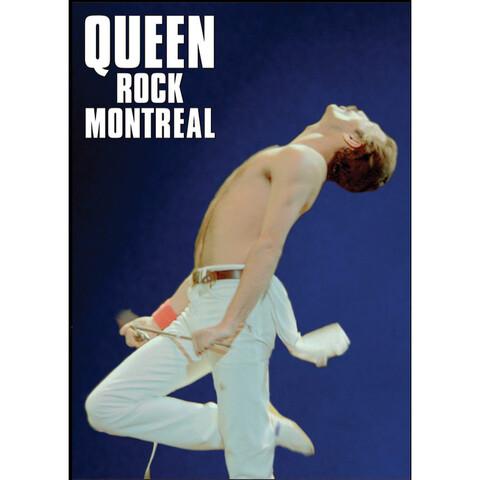Rock Montreal & Live Aid (BluRay) von Queen - BluRay jetzt im uDiscover Shop