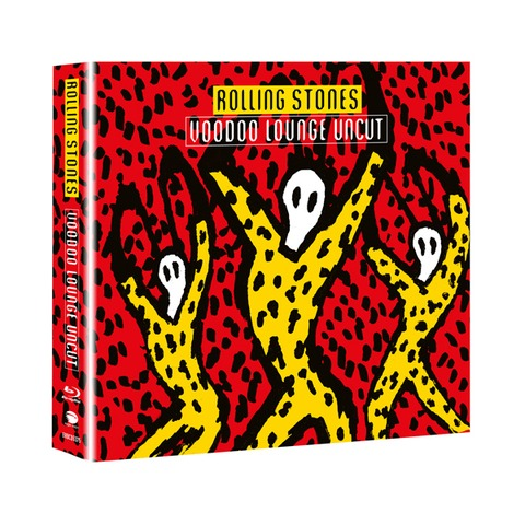 Voodoo Lounge Uncut (SD Blu-Ray+2CD) von The Rolling Stones - CD jetzt im uDiscover Shop