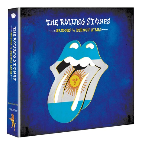 √Bridges To Buenos Aires (BluRay + 2 CD) von The Rolling Stones - BluRay + 2 CD jetzt im uDiscover Shop