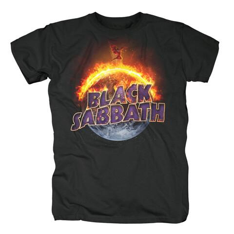 The End von Black Sabbath - T-Shirt jetzt im uDiscover Shop