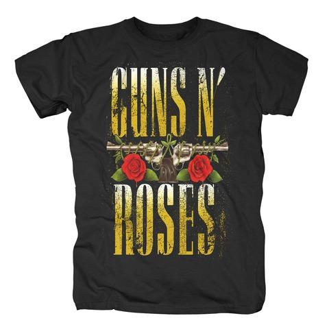 √Big Guns von Guns N' Roses - T-Shirt jetzt im uDiscover Shop