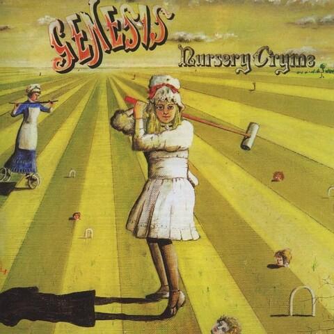 √Nursery Cryme (Remastered) von Genesis - CD jetzt im uDiscover Shop