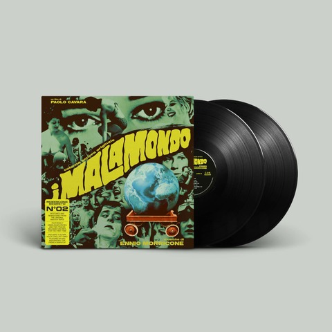 O.S.T. - I Malamondo (2LP) by Ennio Morricone - 2LP - shop now at uDiscover store