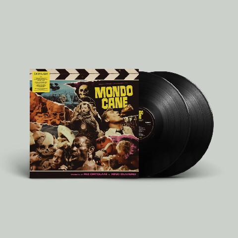 O.S.T. - Mondo Cane (2LP) by Riz Ortolani / Nino Oliviero - 2LP - shop now at uDiscover store